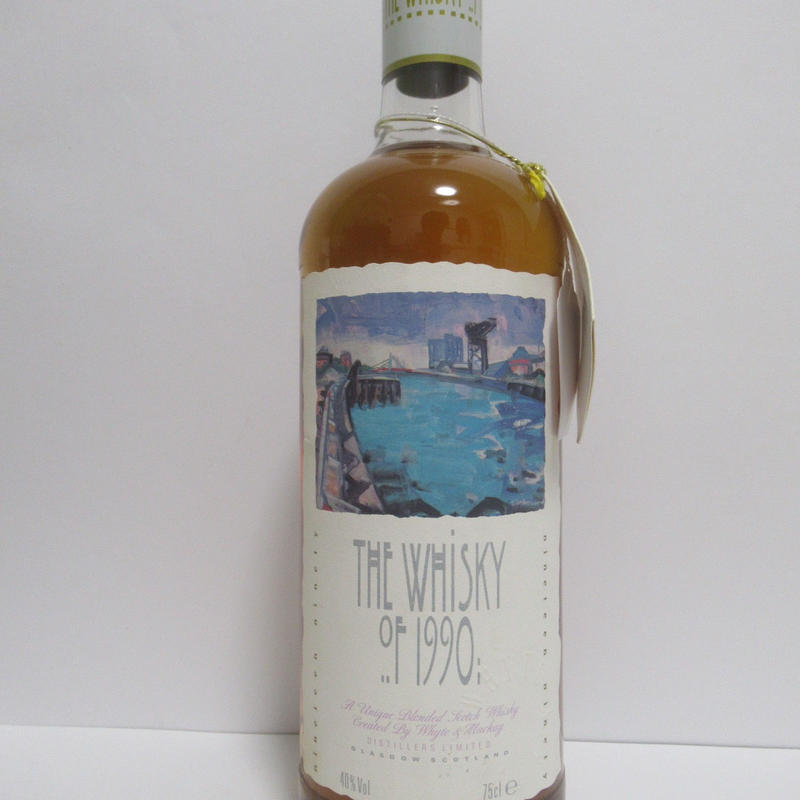 WHISKY OF 1990