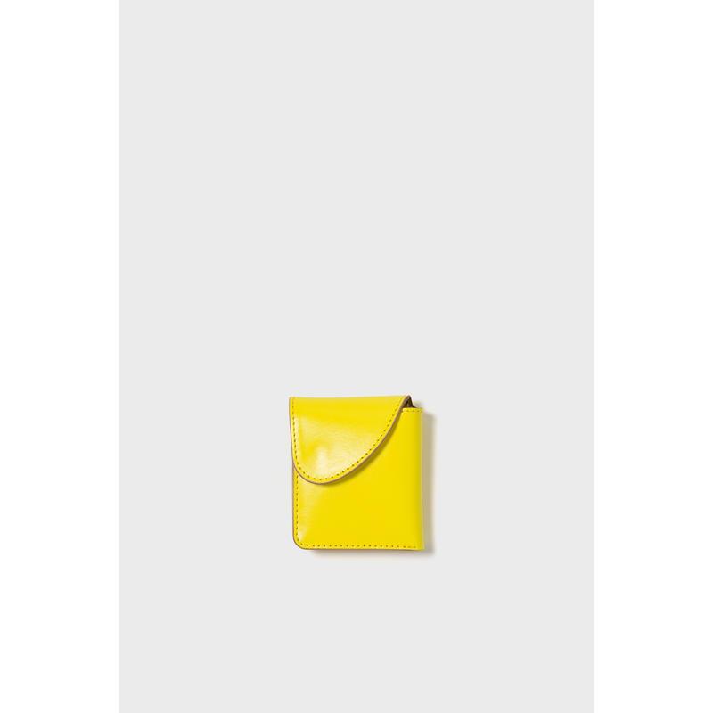SHUKYU × Hender Scheme / wallet (yellow)