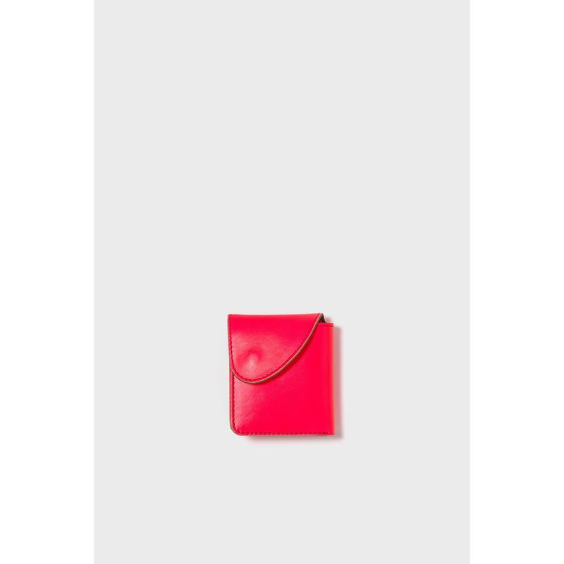 SHUKYU × Hender Scheme / wallet (red)