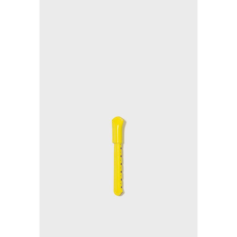 SHUKYU × Hender Scheme / pen (yellow)