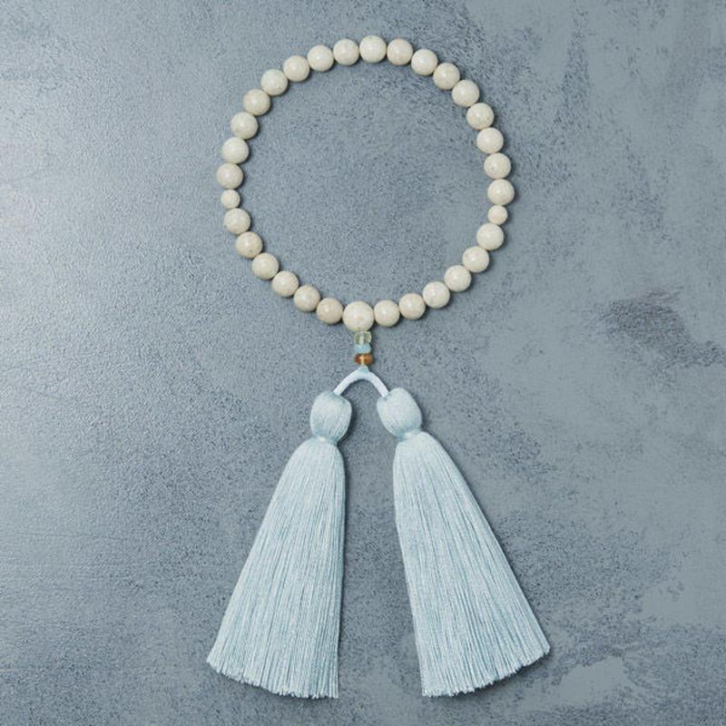 shuo12007  Juzu (River Stone × Light Blue) 男性用