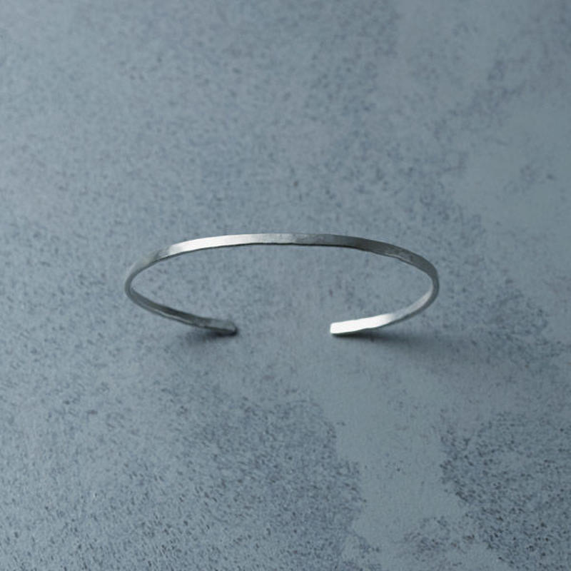 shuo14008 Silver Bangle