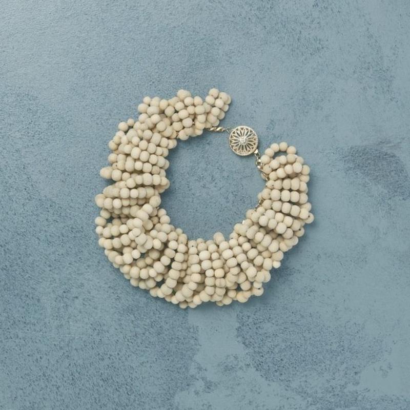 shuo12028 Wood Beads Bracelet
