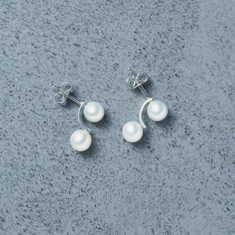 shuo13016 Set Pearl Piercing(K18)
