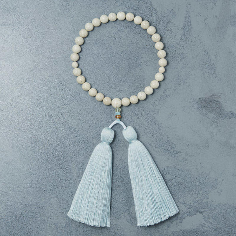 shuo12007  Juzu (River Stone × Light Blue) 女性用