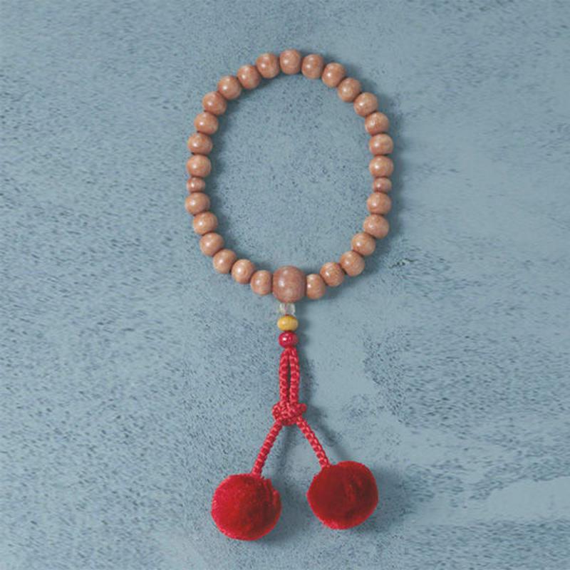 shuo11017  Juzu (Beige × Red)女性用