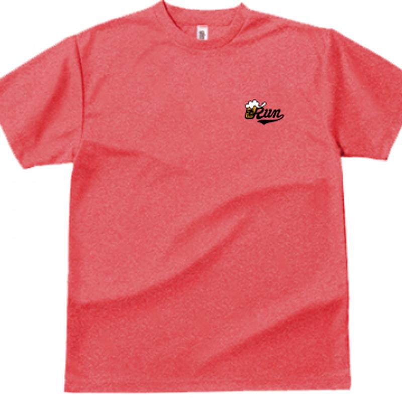 00300_ドライTシャツ(ミックスレッド)newデザイン