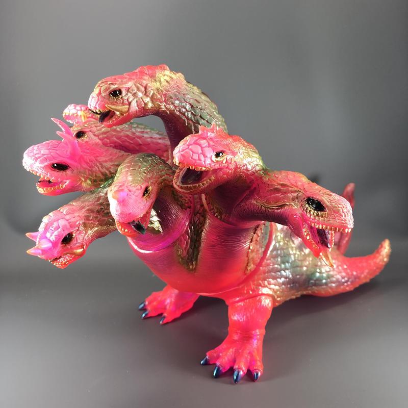 大蛇-clear pink-(A)