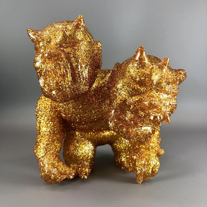 YABANJIN(glitter gold)