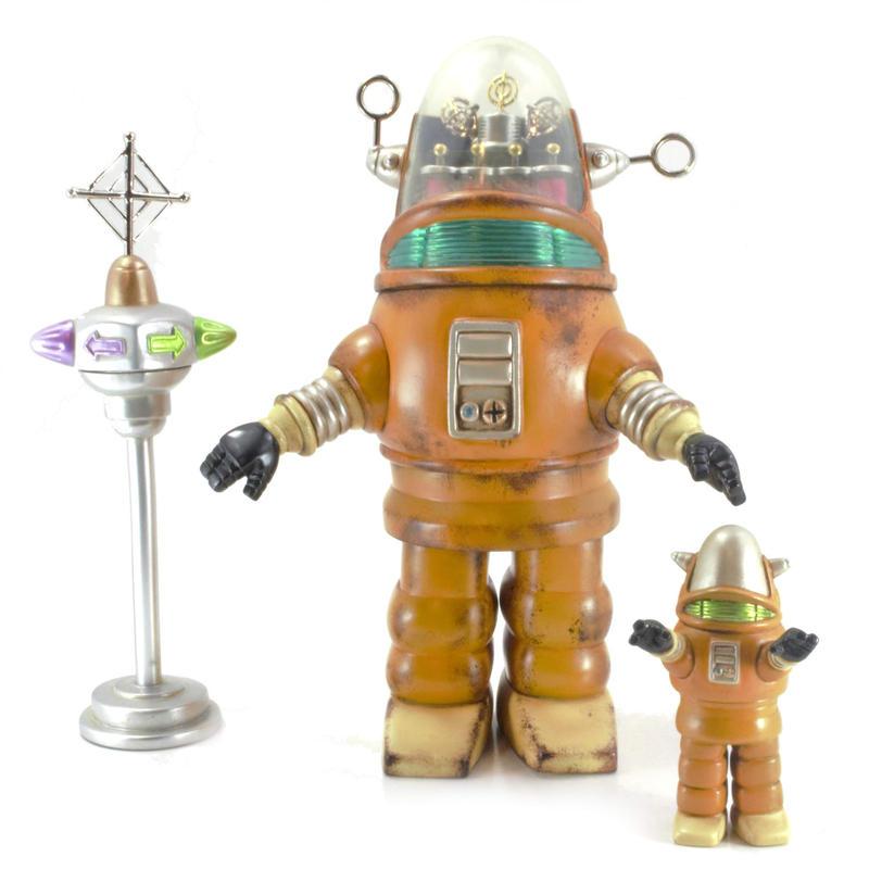 メカナイズドロボット(ruins sun)