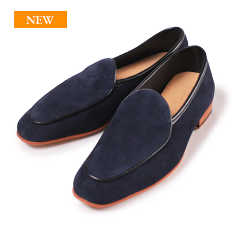 CS9011S-31 / Navy Suede | 42ND ROYAL HIGHLAND transfer