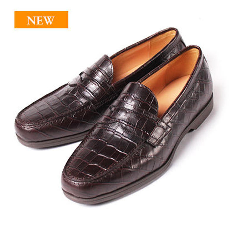 CS9014ST-11 / D.Brown Embossed Leather | 42ND ROYAL HIGHLNAD transfer
