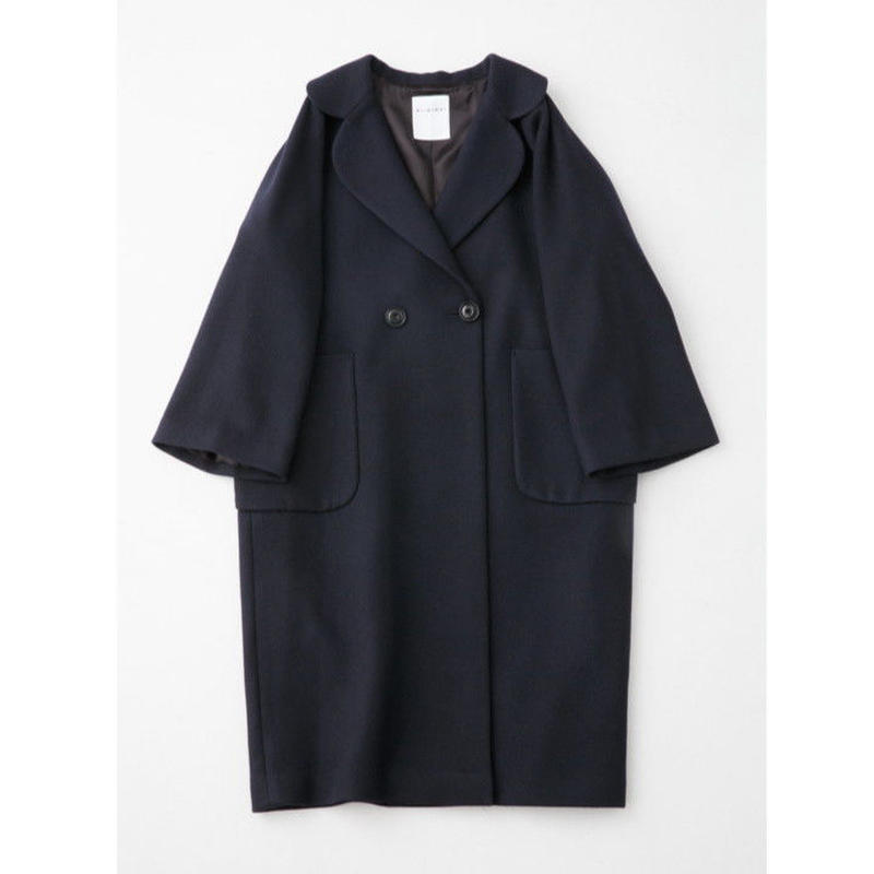 CHAW18-3816WP  VINCENT KERSEY LAPEL ROBE COAT