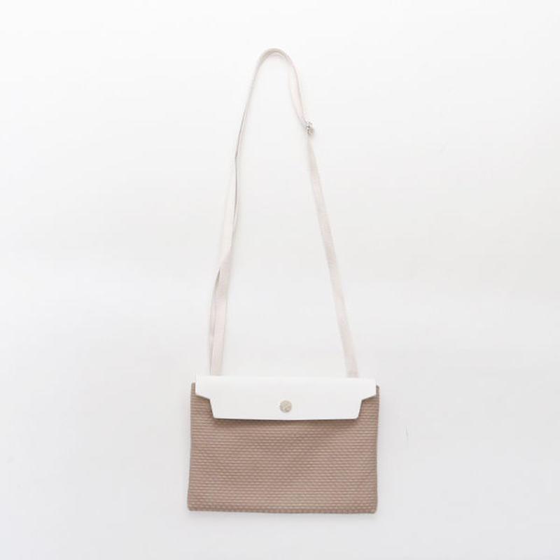 CaBas N°59 Micro Shoulder small 【Pink Beige】