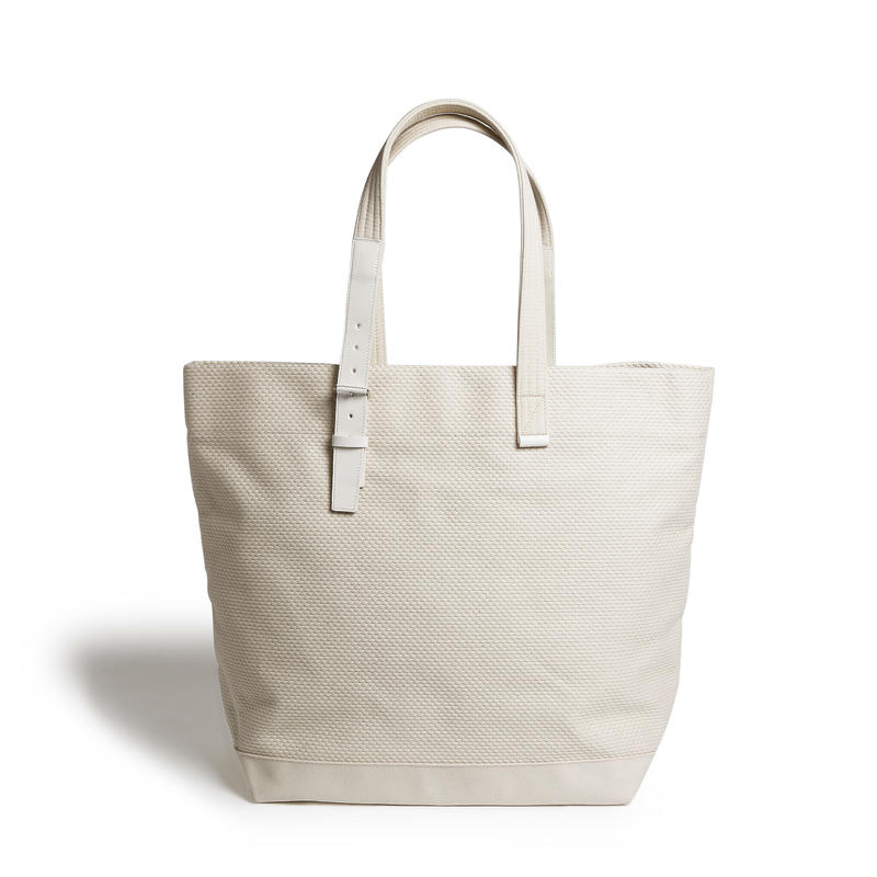 CaBas N°27 Tote large + Leather Handle