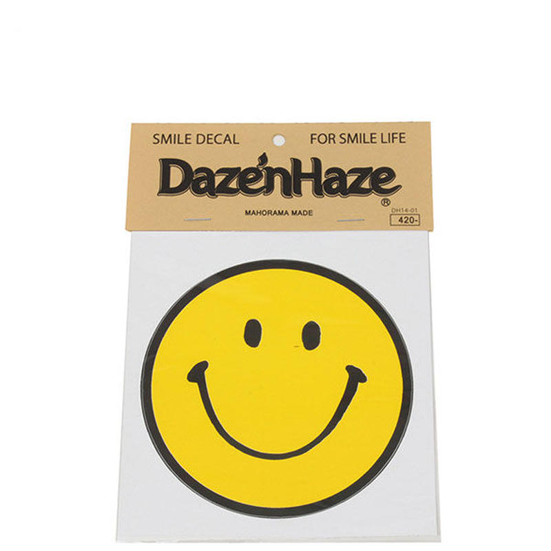 Daze'n Haze Smile  ステッカー