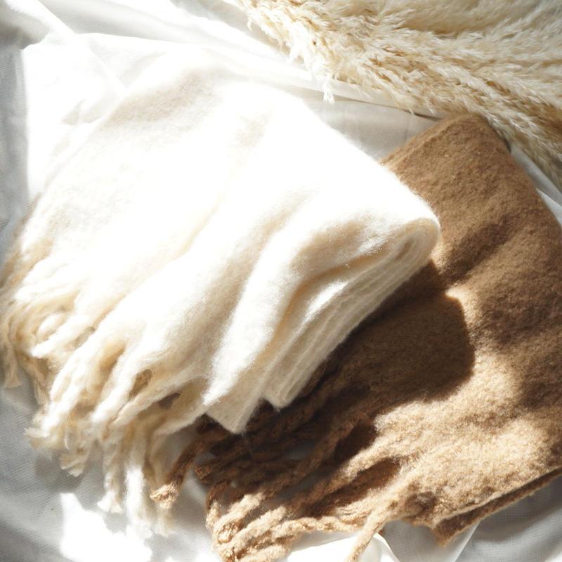 volum knit muffler