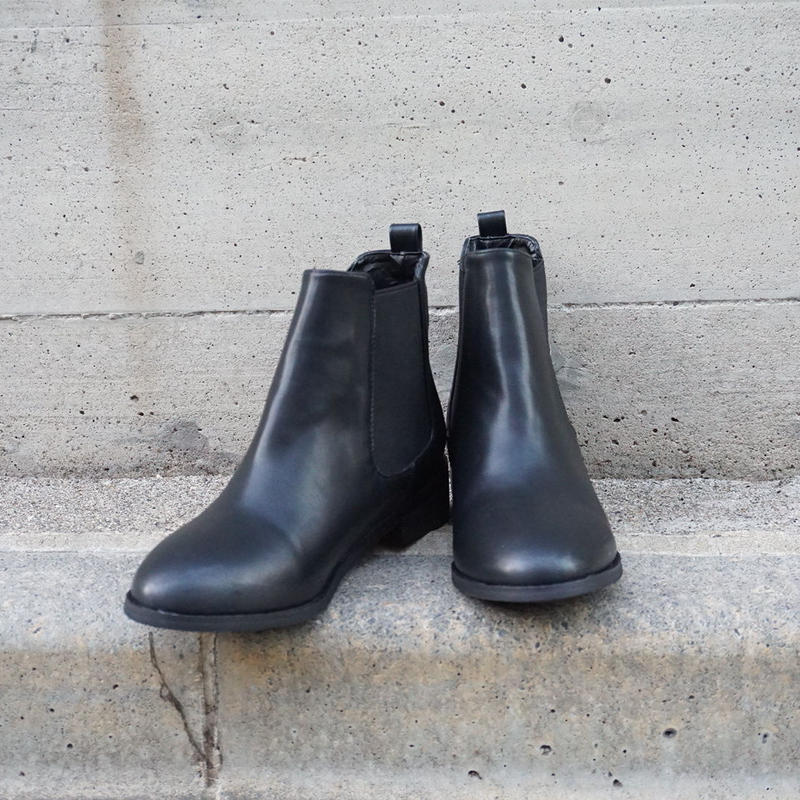 SIDE GORE BOOTS