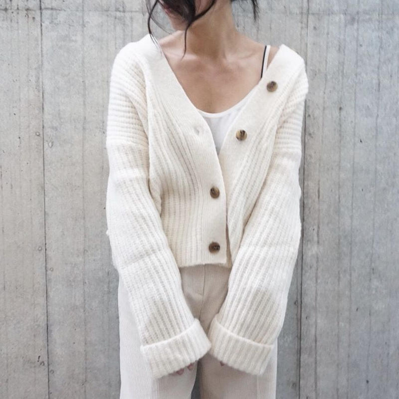 EFFORTLESS KNIT CARDIGAN