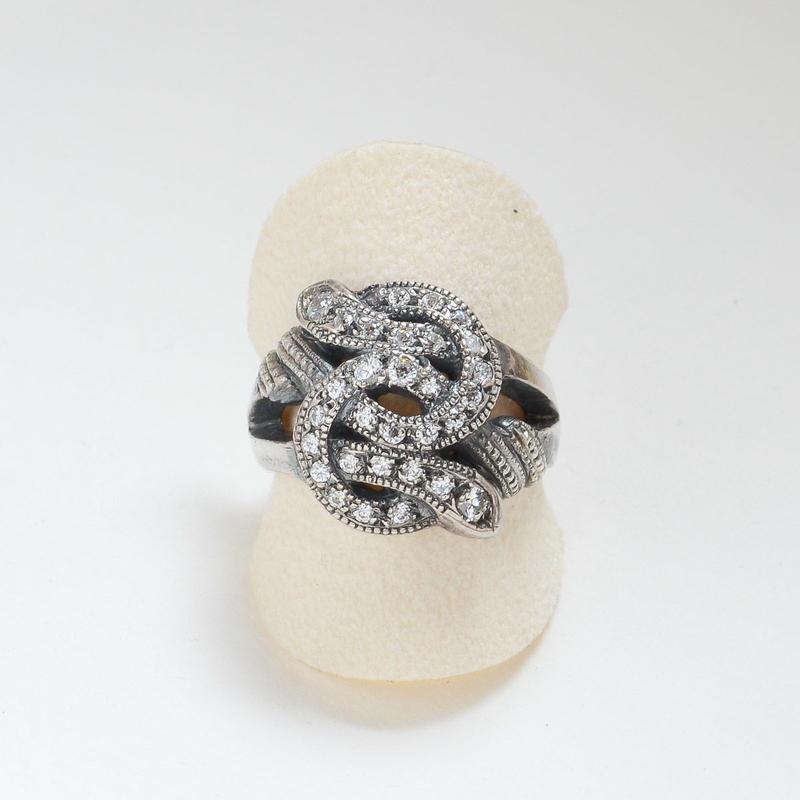 双子の蛇の指環