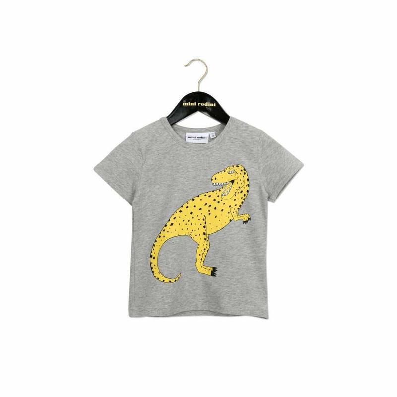 NINI RODINI / T-Rex T-Shirt Yellow