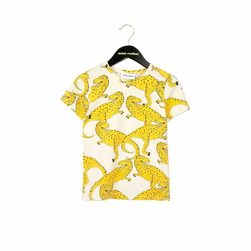 MINI RODINI / T-Rex T-Shirt