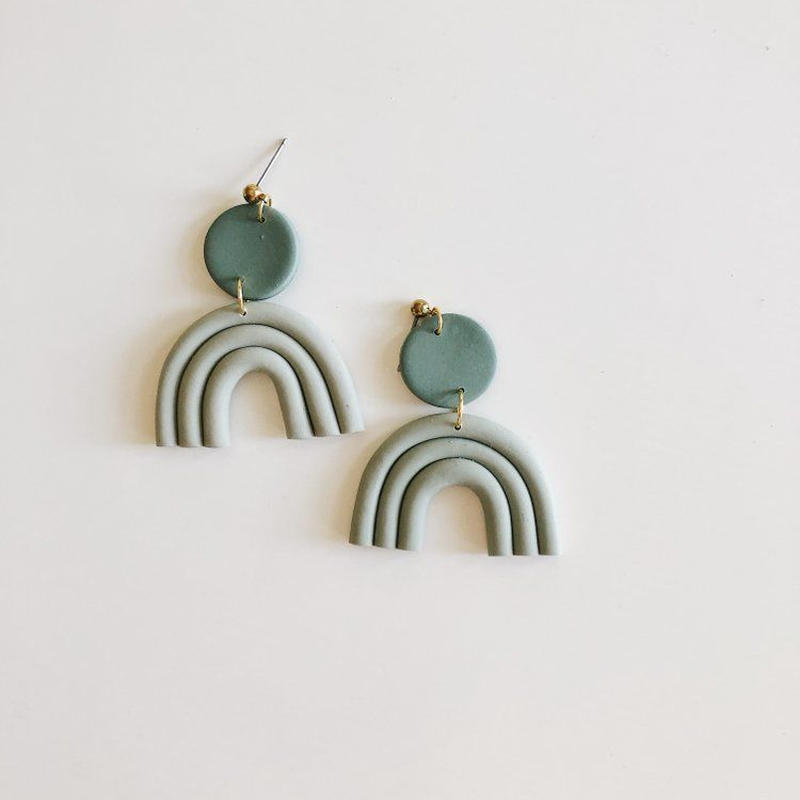 Mint Astrid Earrings