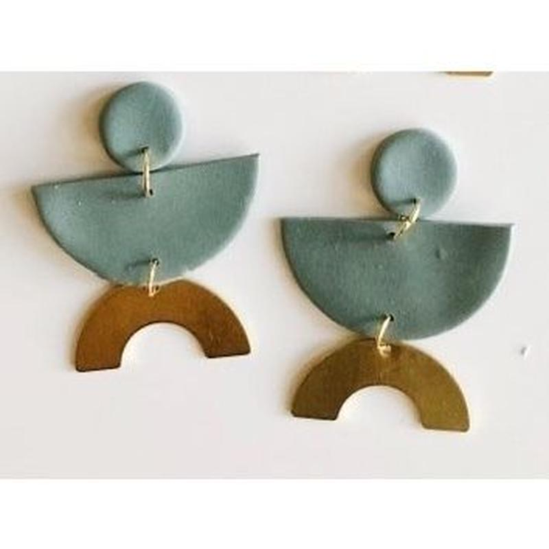Sage James Earrings