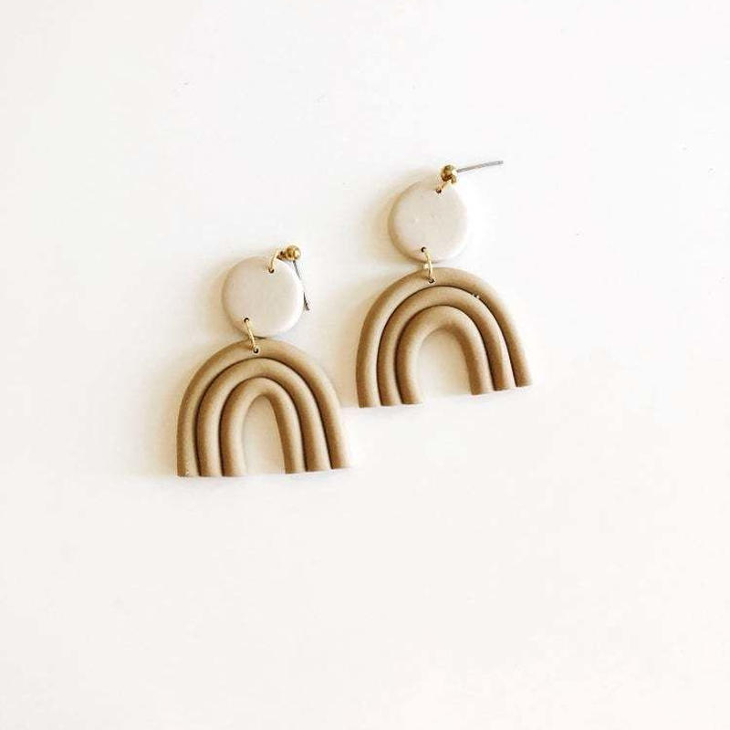 Sand Astrid Earrings