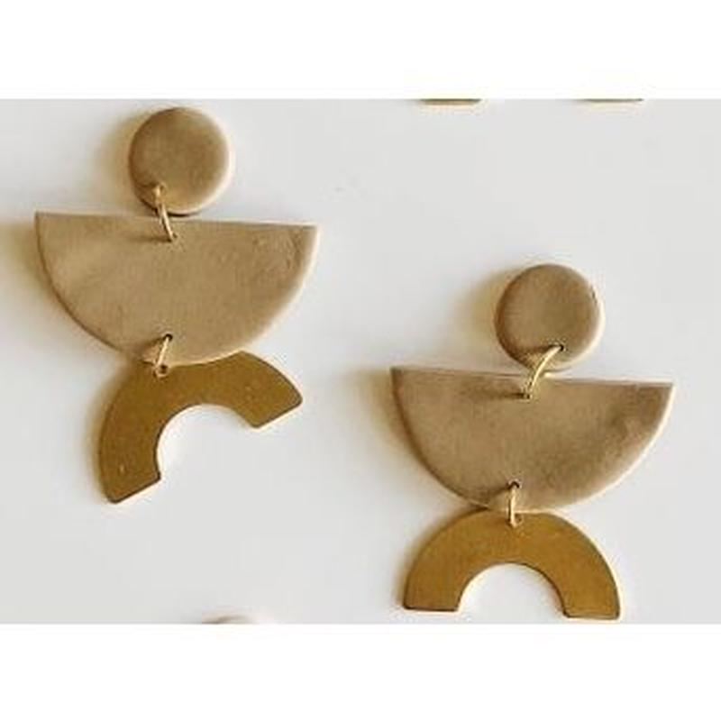 Sand James Earrings