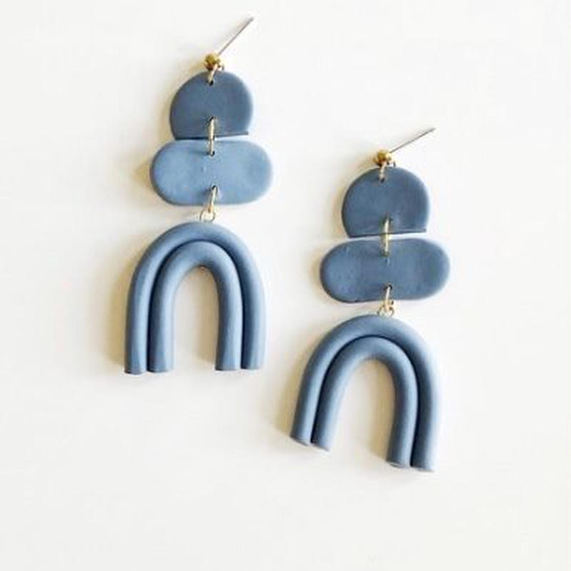 Cornflower Estelle Earrings