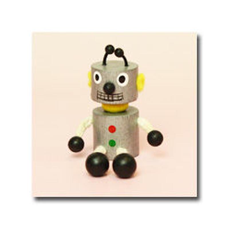 ミニ人形 ロボット
