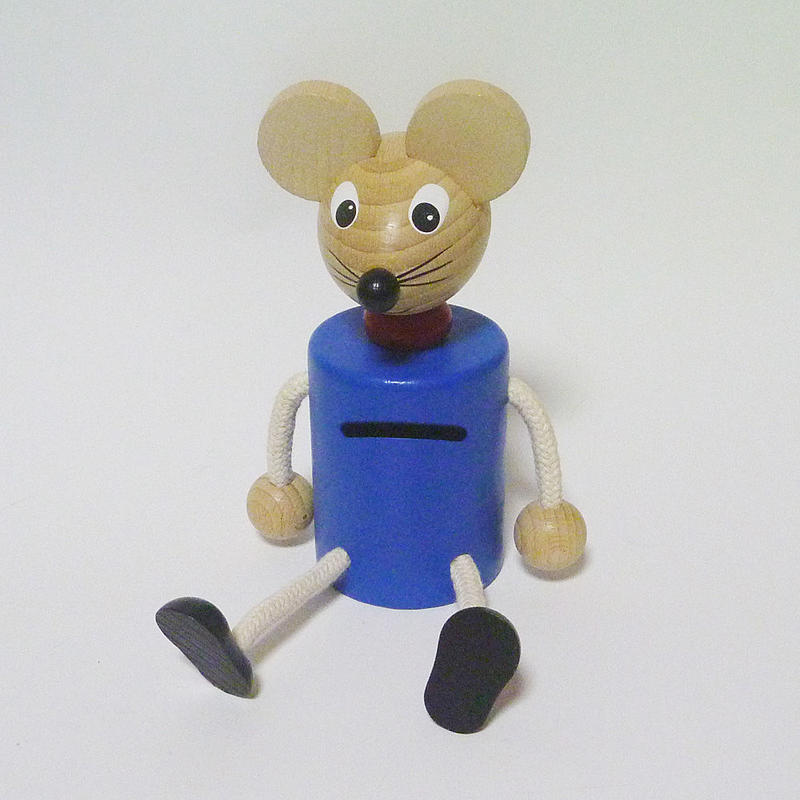 貯金箱 ネズミ