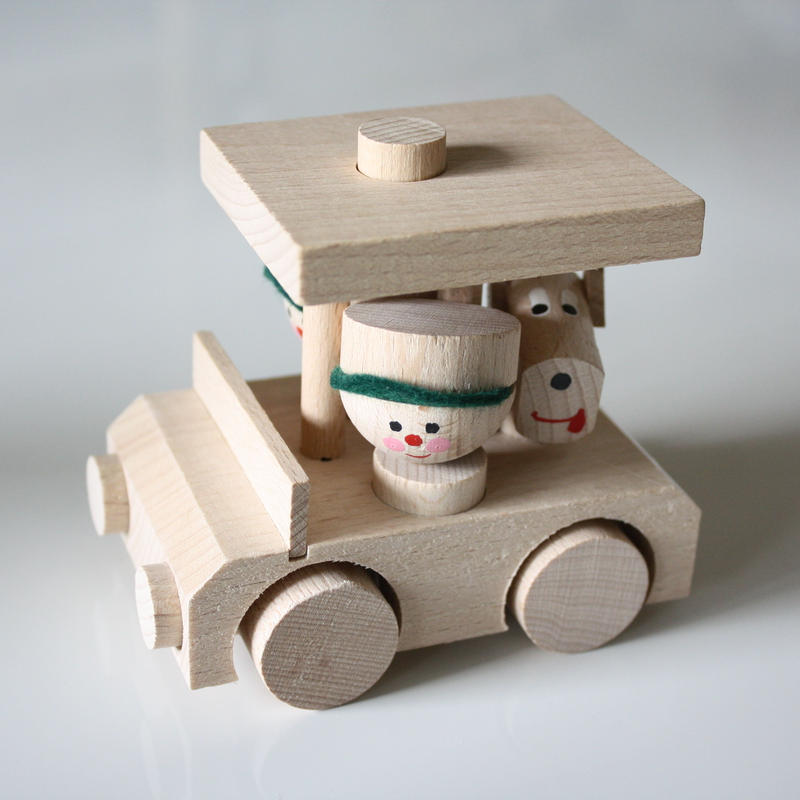 MIK  木製ポリスカー