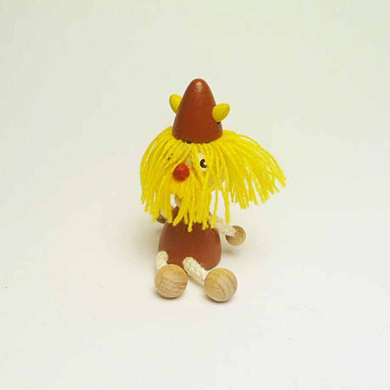 ミニ人形マグネット バイキング