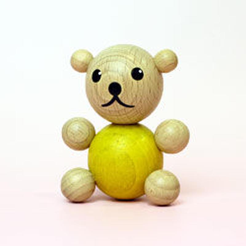 玉くまちゃん 黄