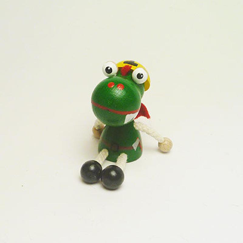 ミニ人形マグネット ドラゴン消防士