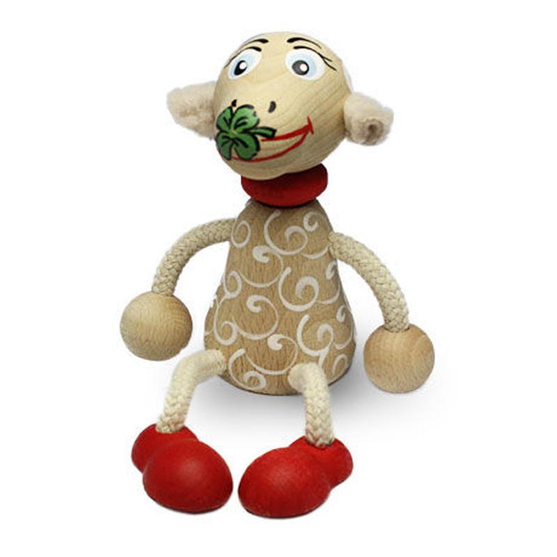 チェコおすわり人形ヒツジ LUMAZ