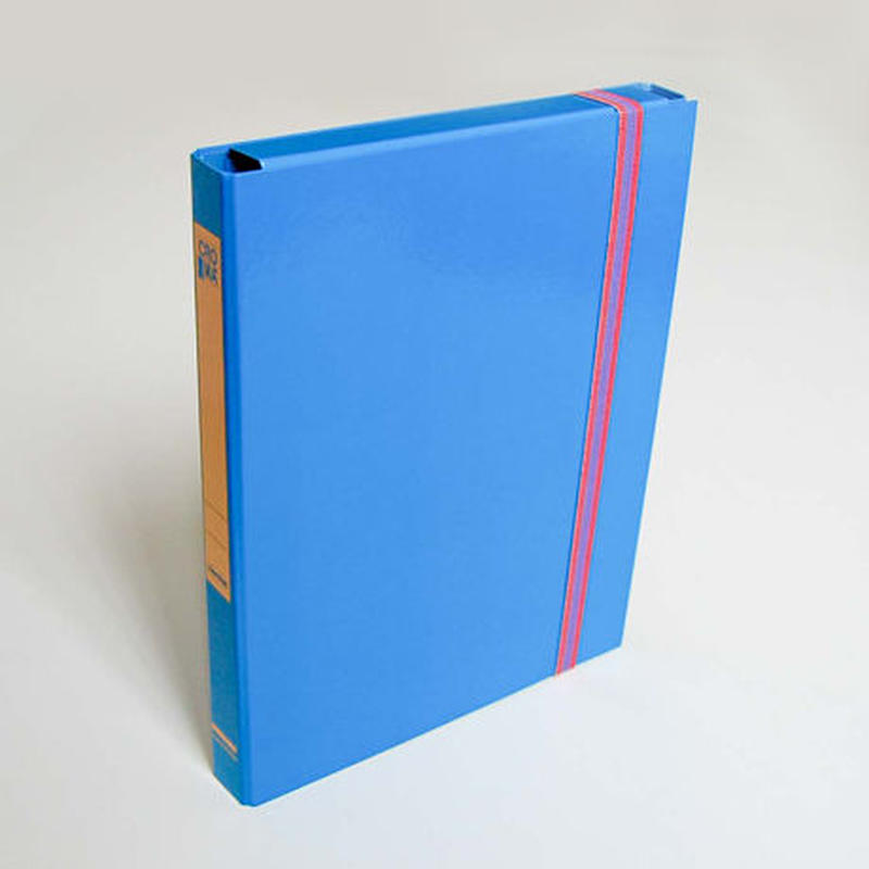 cardea ファイルボックス(ブルー)