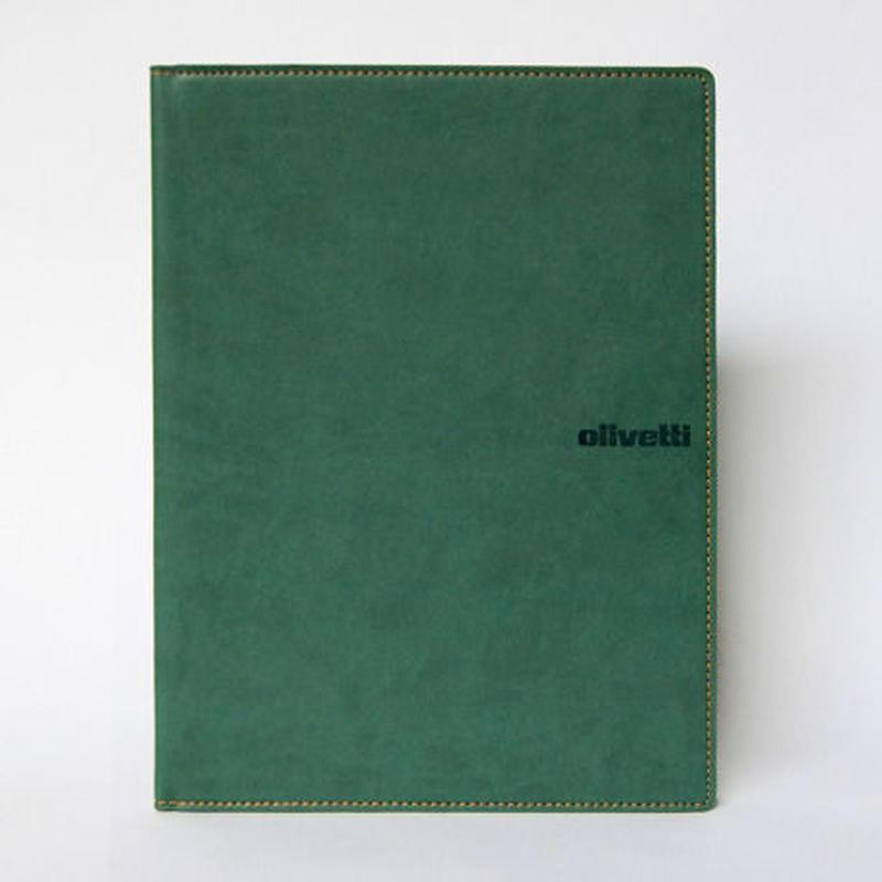 Olivetti パッドホルダーB5 (グリーン)