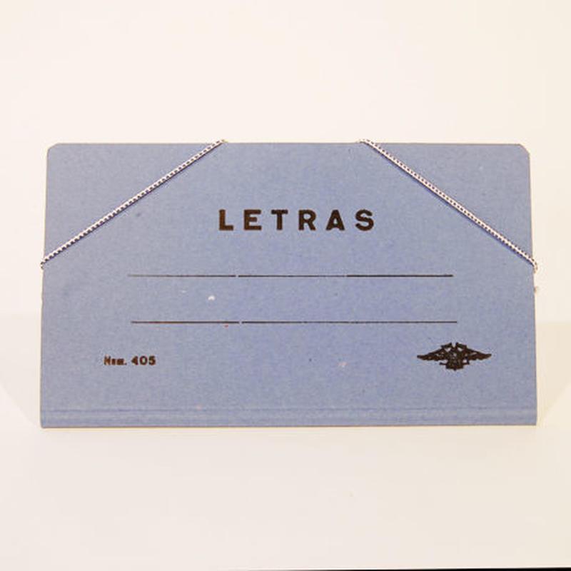 CATALA カルトン(レターサイズ、ブルー)