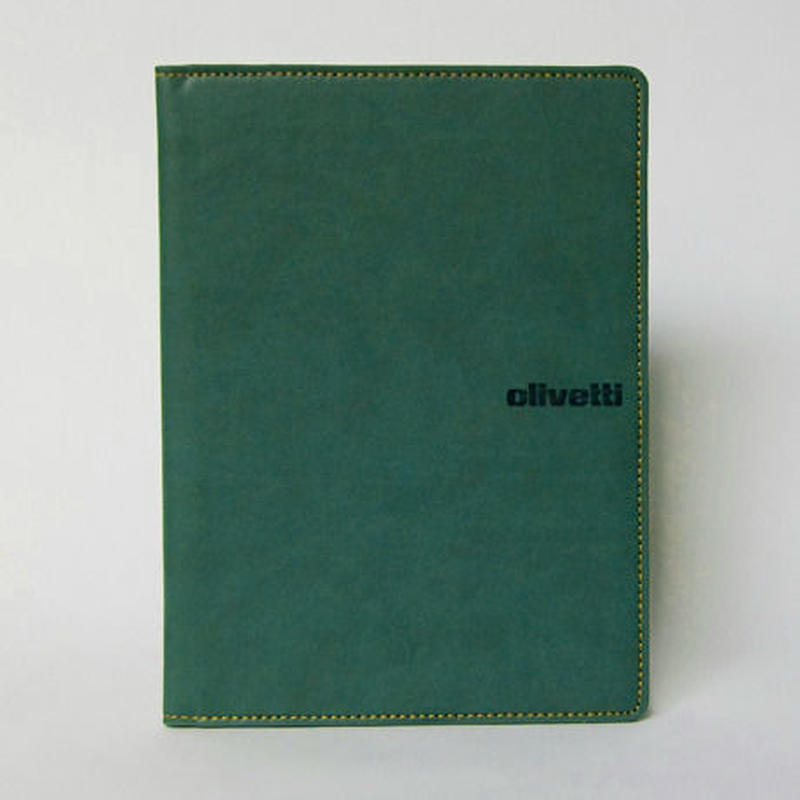Olivetti パッドホルダーA5 (グリーン)