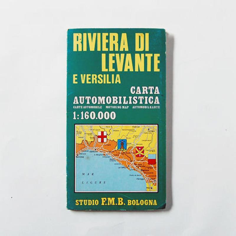 ヴィンテージマップ(リヴィエラ周辺)