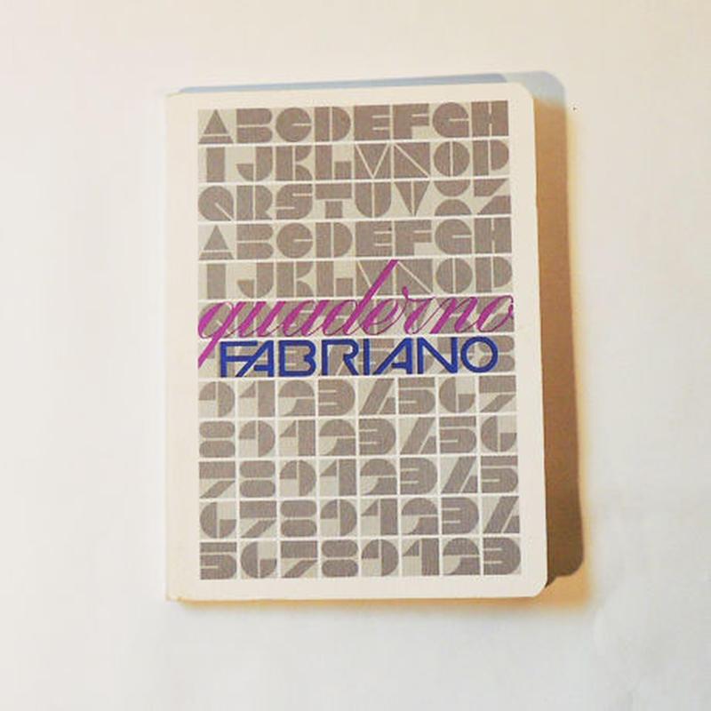 FABRIANO デッドストックノート