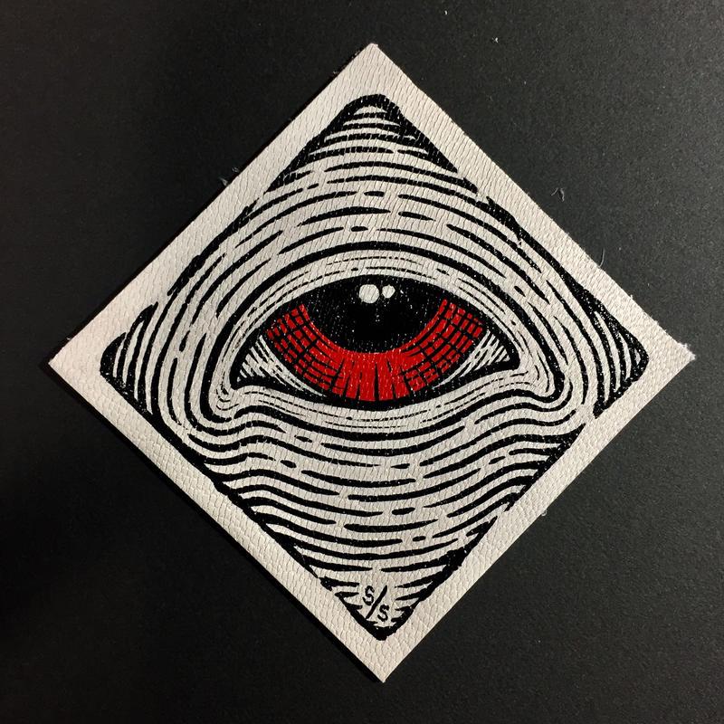 手描きパッチ