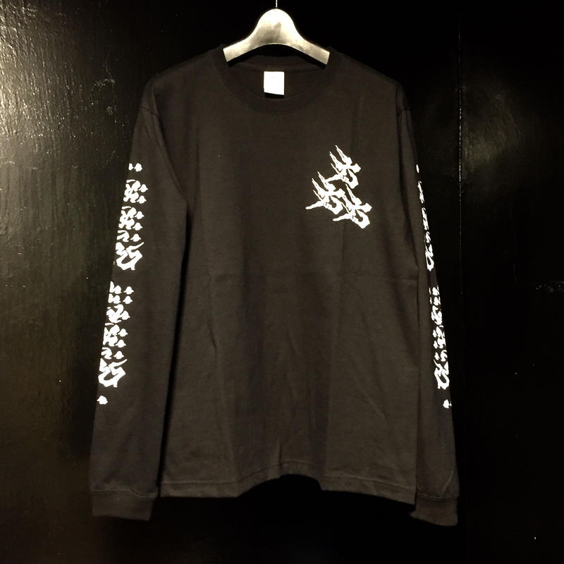 S/S ロングスリーブ Tシャツ