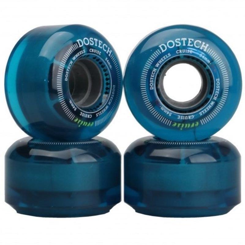 DOSTECH 54mm 80a Clear Blue