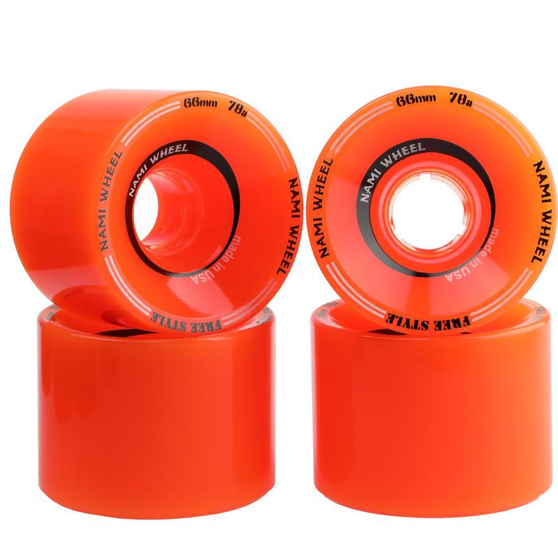 NAMI WHEEL FreeStyle 66mm Orange