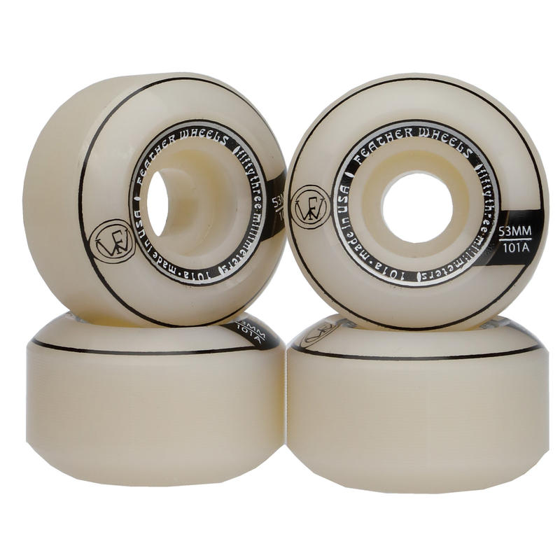 Feather Wheel CONICAL 101A 53mm
