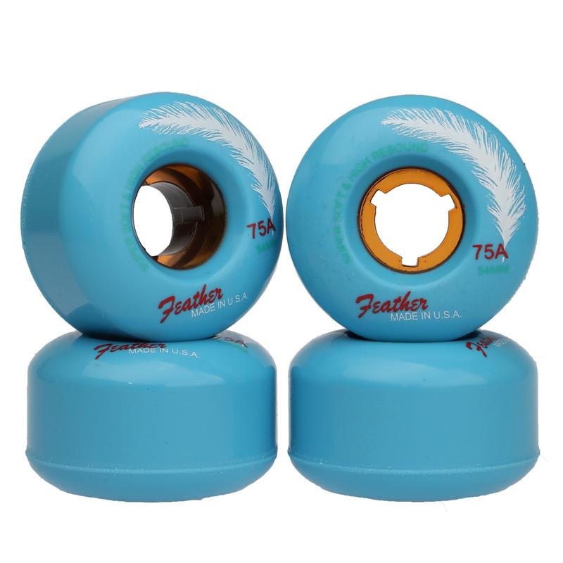 Feather Wheel CRUISE 75A 54mm Blue/Orange